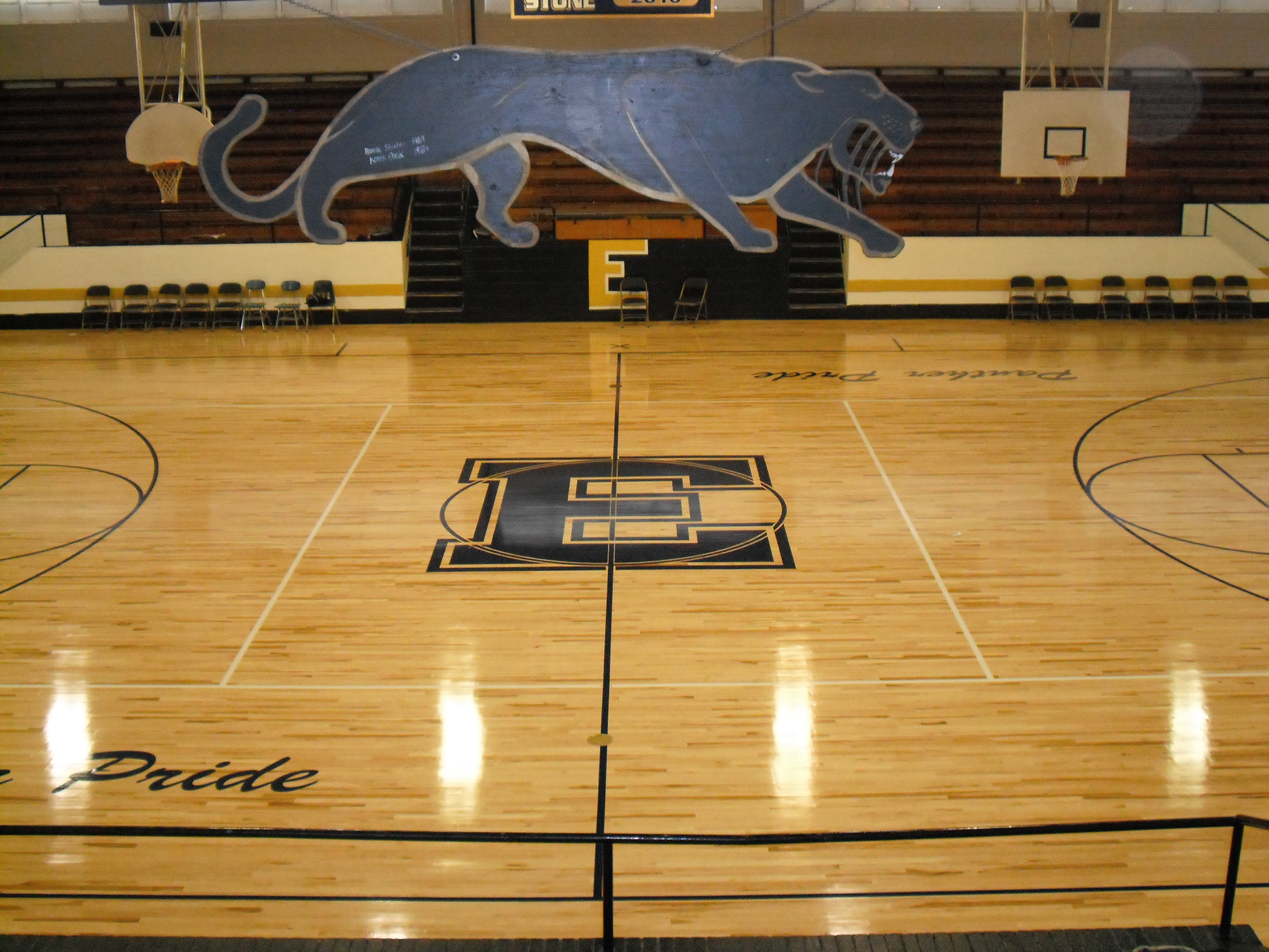 basketball plywood youtube painted watch final floor court floors results